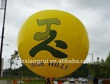 Pvc Tarpaulin Jade advertising Inflatable Air Ballon