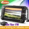 "Erisin 7"" Car Video for VW (MAGOTAN, SAGITAR,TOURAN, TIGUAN, SKODA) DVB-T(MPEG4)"