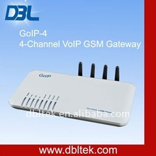 IMEI Change:4 Channel Wireless VoIP GSM Gateway/SIP&H.323