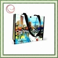bags plastic fashion beach bag high quality