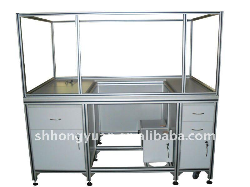 Aluminium Cabinet Manufacturers : Aluminum frame extrusions suppliers louisiana bucket brigade