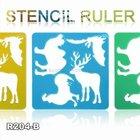 Stencil Ruler