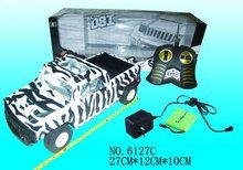 Zebra form 1:16 RC car