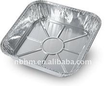 disposable picnic containers aluminium foil material