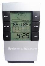 Digital Clock,Weather Forecast Clock