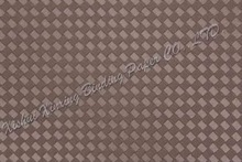 Equisite brown grid shape PVC coated art and paper