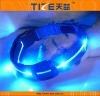 Illuminated 6 Led dog collar led light pet collar flashing led cat collar TZ-PET1022