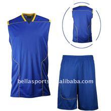 plain basketball uniform boys with your own logo printing,polyester basketball uniform with 2012 newest design