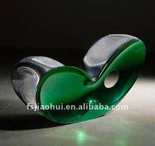 outdoor fiberglass lounge chair
