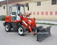ZL08 loader mini 4WD wtih CE