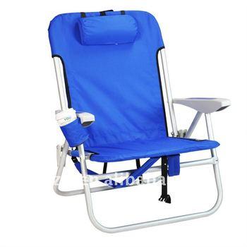 Heavy duty backpack beach chair buy heavy duty backpack for Chaise longue pliante de plage