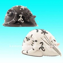 Resin Black & White Cat Sleeping 2 Assorted