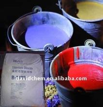 Titanium Dioxide 99% rutile convertion