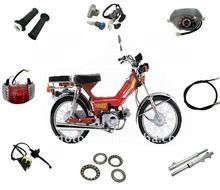 Italika ST70cc cub motorcycle body and engine parts