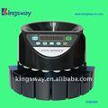 Moeda electrónica máquina ksw550f