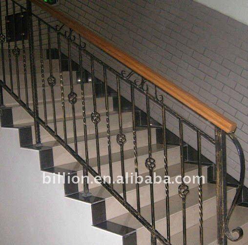 Pasamanos en hierro imagui - Pasamanos de hierro forjado para escaleras ...