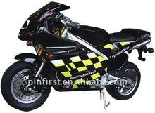 Lot of 5 NewEngine. Rail Black/Blue/Green/Silver Mini motor bike