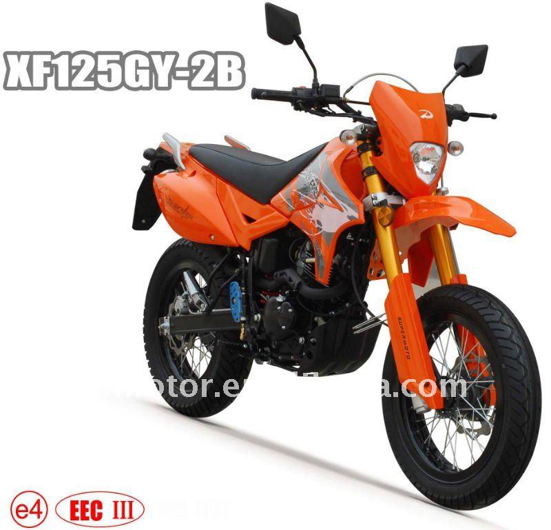 XF125GY-2B EEC dirt bike