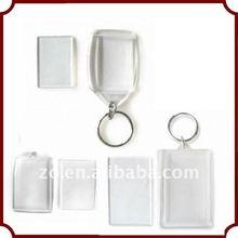 wholesale blank acrylic keyring AC-036