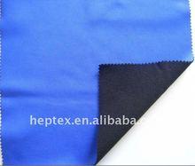 4 way stretch soft shell bonded polar fleece fabric