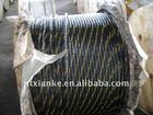 ungalvanized steel wire rope of 6x19+fc