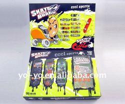 2011 best-selling skateboard, alloy finger skateboards toys