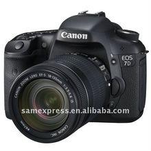 CANON EOS-7D camera