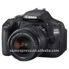 CANON EOS-600D camera