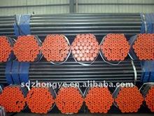 welded steel pipe for fluid transport mine