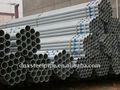galvanizado rígido conducto de acero tubo de la pipa