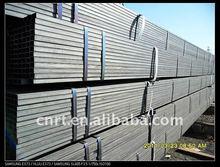 GB/T 6728 welded galvanized square tube Q235