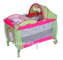 Baby Playpen With Gate