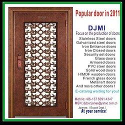 Popular in 2012 Security Steel door AD15