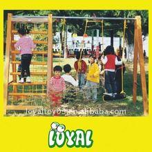 play ground wood