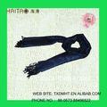 Châle-dames grises d'écharpe de jacquard de nouveau modèle de mode d'OEM les longues façonnent des écharpes - hijab musulman