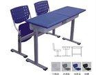 powerful double school desk chair I808+KZ03