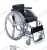 Leisure type sports wheelchair