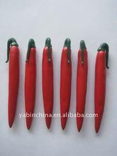 PVC Chilli ball pen