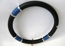 shift knob foot pad PU/ PVC Steering Wheel Cover