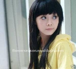 hot sale 100  real human hair wig china  mainland