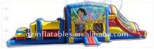2012 new design dora inflatable bouncer castle