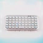 Mini Wireless Bluetooth Keyboard For iPhone 4 iPad PS3 Smart phone
