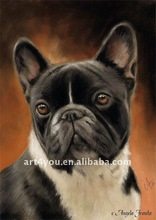 lovely animal oil paintings for decoration