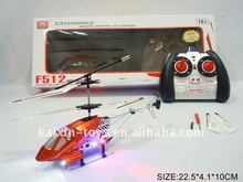 Hot sale alloy 3 Functions R/C airplane