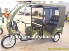 Electric passenger three wheeler--CE Certificate Approved