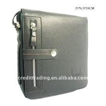 leather shoulder office bags for men 2012