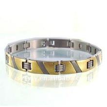 fashion hi-tech power band Germanium titanium Bracelet