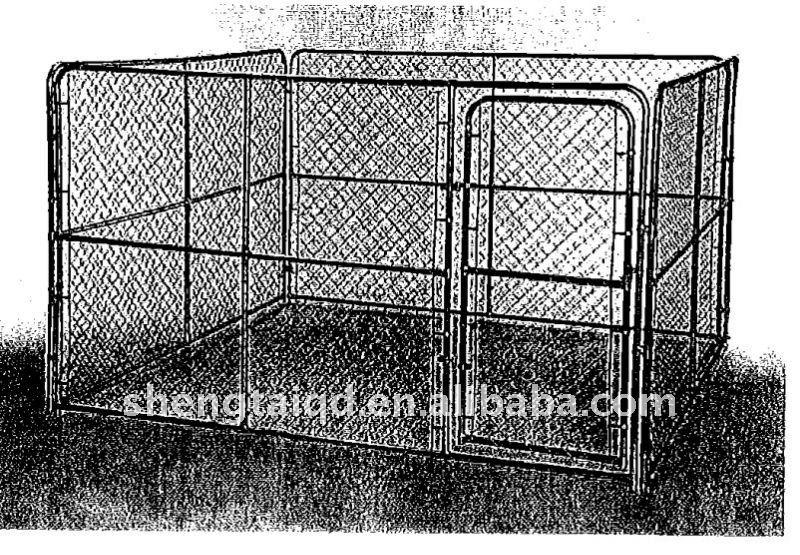 犬のための大きいペット犬小屋