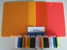 Plexiglass acrylic cast board (PMMA board)