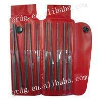 Steel Needle File